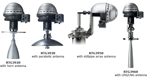 Tankradar Rex Tank Measurement System